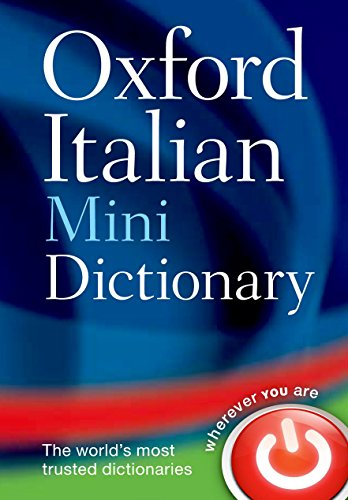 9780199692651: Oxford Italian Mini Dictionary