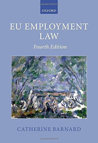 9780199692927: EU Employment Law (Oxford European Union Law Library)