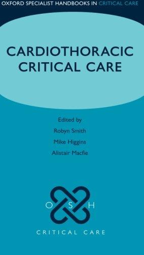 9780199692958: Cardiothoracic Critical Care