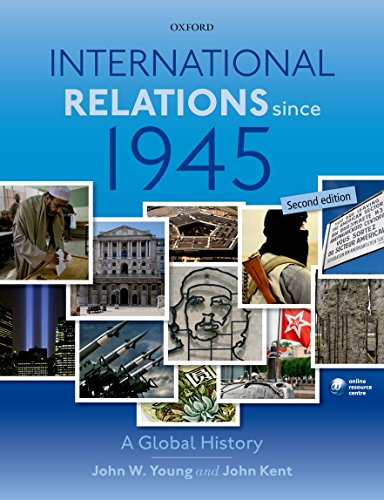 9780199693061: International Relations Since 1945 - Second Edition