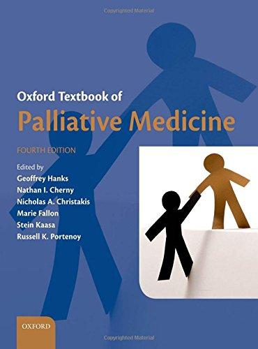 9780199693146: Oxford Textbook of Palliative Medicine