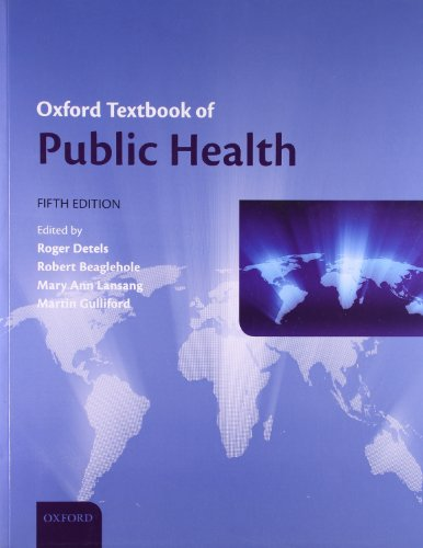9780199693474: Oxford Textbook of Public Health