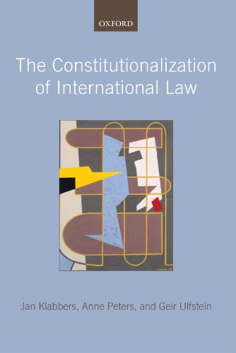 9780199693542: The Constitutionalization of International Law
