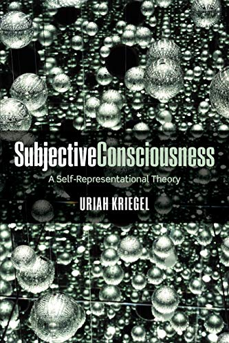 9780199694709: Subjective Consciousness: A Self-Representational Theory
