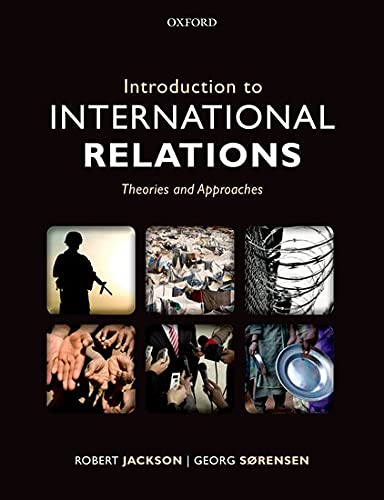 9780199694747: Introduction to International Relations: Theories and Approaches