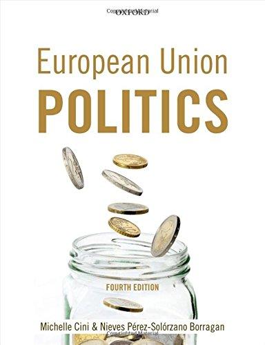 9780199694754: European Union Politics