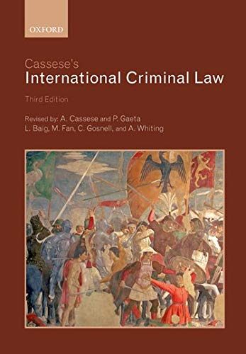 9780199694921: Cassese's International Criminal Law