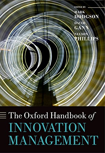 9780199694945: The Oxford Handbook of Innovation Management (Oxford Handbooks)