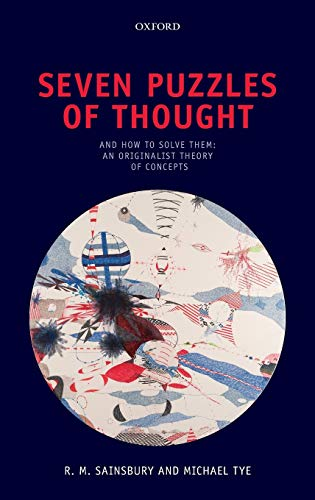 9780199695317: Seven Puzzles of Thought: And How to Solve Them: An Originalist Theory of Concepts