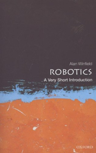 9780199695980: Robotics: A Very Short Introduction (Very Short Introductions)