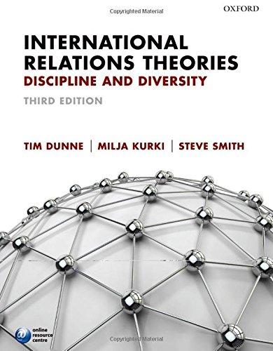9780199696017: International Relations Theories: Discipline and Diversity