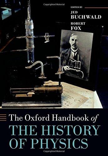 9780199696253: The Oxford Handbook of the History of Physics (Oxford Handbooks)