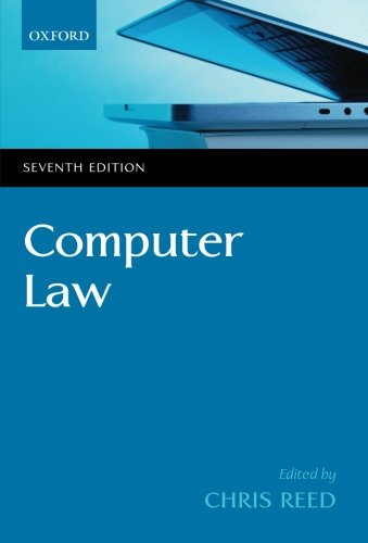 9780199696468: Computer Law