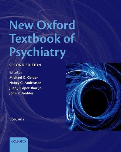 New Oxford Textbook of Psychiatry (Hardback)