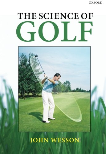 9780199697113: The Science of Golf
