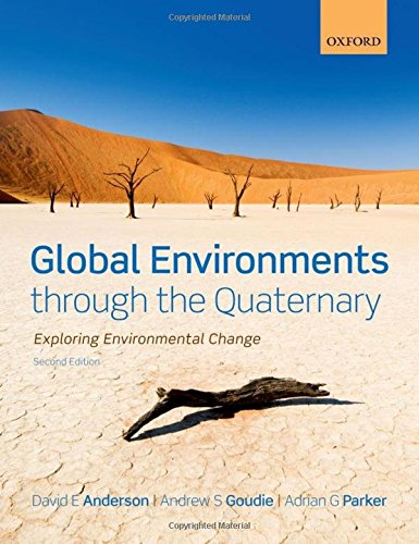 9780199697267: Global Environments Through the Quaternary