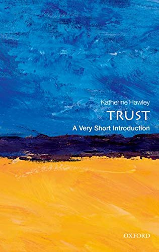 9780199697342: Trust: A Very Short Introduction