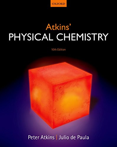 9780199697403: Atkins' Physical Chemistry.