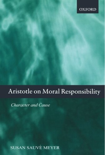 9780199697434: Aristotle on Moral Responsibility: Character and Cause