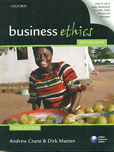 9780199697595: Business Ethics