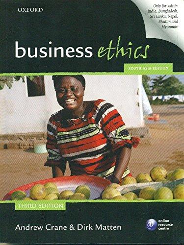 Business ethics crane matten pdf editor download