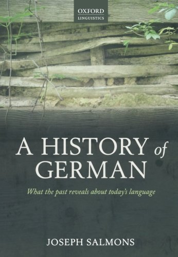 9780199697946: A History of German (Oxford Linguistics)