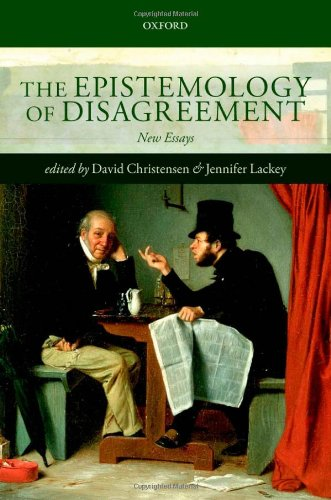 9780199698370: The Epistemology of Disagreement: New Essays