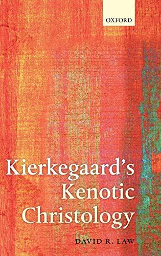 9780199698639: Kierkegaard's Kenotic Christology