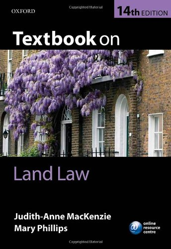 9780199699278: Textbook on Land Law
