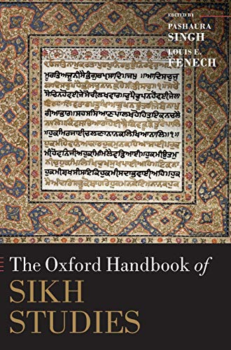 9780199699308: The Oxford Handbook of Sikh Studies (Oxford Handbooks)
