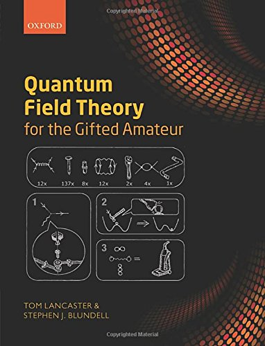 9780199699322: Quantum Field Theory for the Gifted Amateur