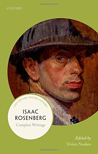 ISBN 9780199699605 product image for Isaac Rosenberg: 21st-Century Oxford Authors | upcitemdb.com