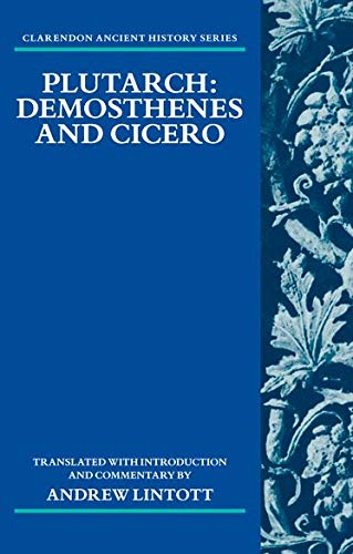 ISBN 9780199699711 product image for Plutarch: Demosthenes and Cicero Format: Hardcover | upcitemdb.com