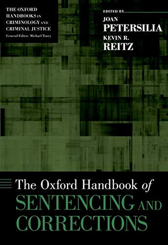 9780199730148: The Oxford Handbook of Sentencing and Corrections