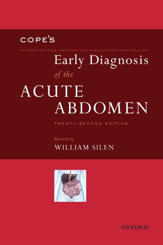 9780199730452: Cope's Early Diagnosis of the Acute Abdomen
