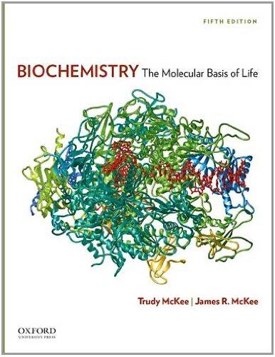 9780199730841: Biochemistry: The Molecular Basis of Life
