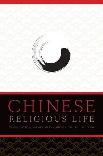 9780199731398: Chinese Religious Life