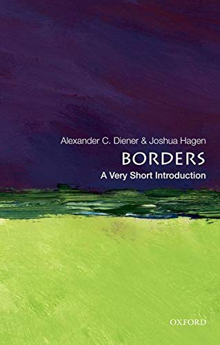 9780199731503: Borders: A Very Short Introduction