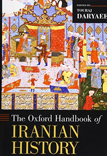 9780199732159: The Oxford Handbook of Iranian History (Oxford Handbooks)
