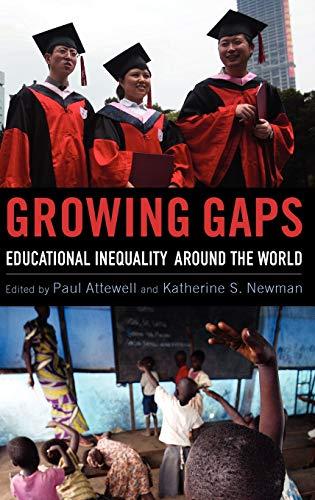 9780199732180: Growing Gaps: Educational Inequality around the World