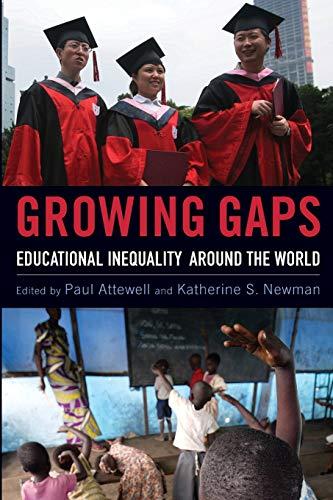 9780199732197: Growing Gaps: Educational Inequality around the World