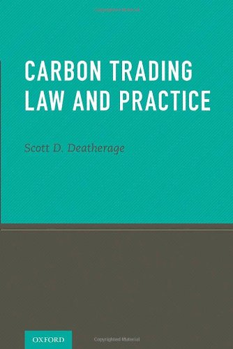 9780199732210: Carbon Trading Law and Practice