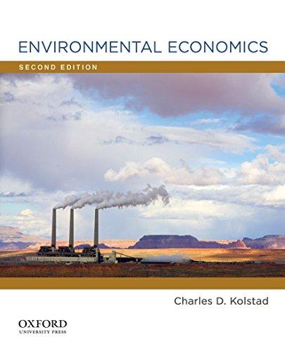 9780199732647: Environmental Economics
