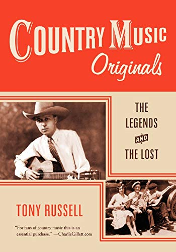 9780199732661: Country Music Originals: The Legends and the Lost