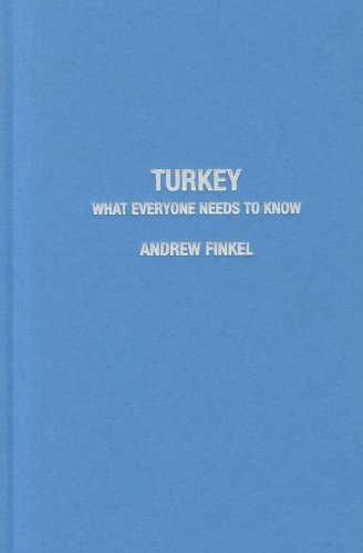 9780199733057: Turkey: What Everyone Needs to Know