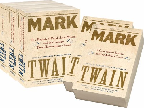 9780199733491: The Oxford Mark Twain (Full Set): 29-Volume Centennial Paperback Set (Ox Mark Twain)