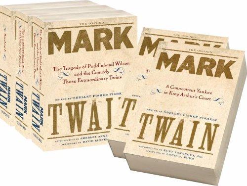 9780199733491: The Oxford Mark Twain (Full Set)