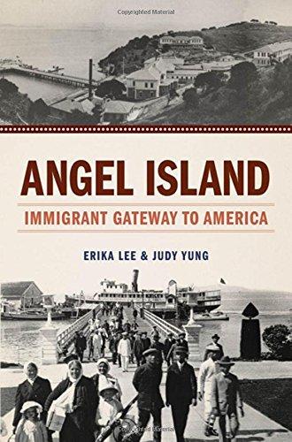 9780199734085: Angel Island: Immigrant Gateway to America