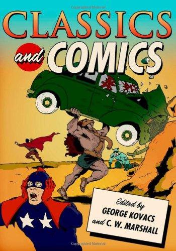 9780199734184: Classics and Comics (Classical Presences)