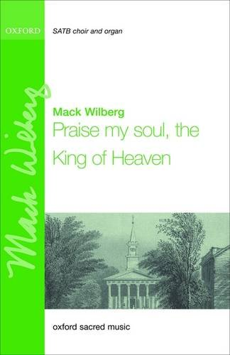 9780199734252: Praise, my soul, the King of heaven